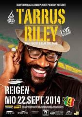 Tarrus Riley feat. Dean Fraser & Black Soil Band, 1140 Wien 14. (Wien), 22.09.2014, 19:30 Uhr