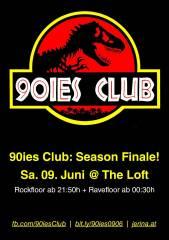 90ies Club: Season Finale!, 1160 Wien,Ottakring (Wien), 09.06.2018, 21:00 Uhr