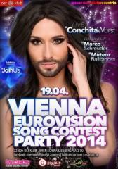 Eurovision Party live: Conchita Wurst, 1040 Wien  4. (Wien), 19.04.2014, 22:00 Uhr