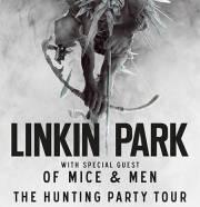Linkin Park, 1150 Wien 15. (Wien), 14.11.2014, 19:30 Uhr