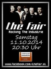 The Fair im Industrie, 1050 Wien  5. (Wien), 11.10.2014, 20:30 Uhr