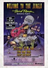 Welcome To The Jungle - Die 80er-Rock-Benefiz-Party, 1030 Wien  3. (Wien), 22.11.2014, 21:00 Uhr