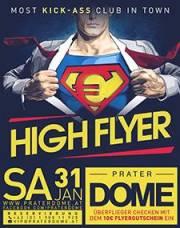 High Flyer, 1020 Wien  2. (Wien), 31.01.2015, 22:00 Uhr