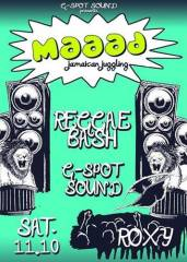 Maaad Jamaican Juggling feat. Reggae Bash (Stuttgart), 1040 Wien  4. (Wien), 11.10.2014, 23:00 Uhr