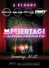 Die große Loft-Feiertag Silvestergala (4 floors!), 1160 Wien,Ottakring (Wien), 31.12.2017, 23:00 Uhr