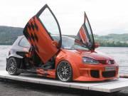 ES GIBT NUR EIN GAS VOLL GAS!!!VW GTI von melanie