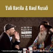 """Vali """"SirBlues"""" Racila & Raul Kusak (RO), 1210 Wien 21. (Wien), 22.10.2013, 20:30 Uhr"""