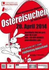 Ostereisuchen, 8051 Thal (Stmk.), 20.04.2014, 10:00 Uhr