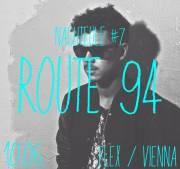 Nachteule #7 Route 94, 1010 Wien  1. (Wien), 10.06.2014, 23:30 Uhr