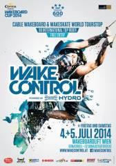 Wake Control Vienna 2014 powered by Hydro, 1220 Wien 22. (Wien), 05.07.2014, 08:00 Uhr