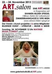 Musik.Comedy.salon, 1090 Wien  9. (Wien), 24.11.2013, 12:00 Uhr