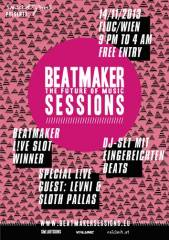 "Beatmaker ""The Future of Music"" Sessions, 1020 Wien  2. (Wien), 14.11.2013, 19:30 Uhr"