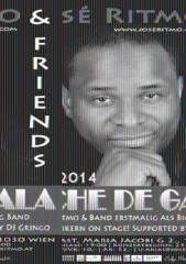José Ritmo & friends  noche de gala | Galanacht, 1030 Wien  3. (Wien), 01.05.2014, 19:00 Uhr