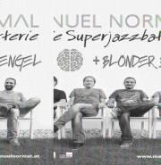 Manuel Normal mit Band - Release Show + Blonder Engel, 4020 Linz (OÖ), 23.10.2014, 21:30 Uhr