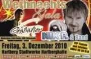 Weihnachtsgala - VIP TICKETS, 8230 Hartberg (Stmk.), 03.12.2010, 20:00 Uhr