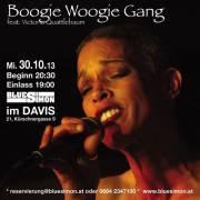 Boogie Woogie Gang feat. Victoria Quattlebaum, 1210 Wien 21. (Wien), 30.10.2013, 20:30 Uhr