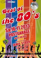 Best of the 80s, 8020 Graz  5. (Stmk.), 16.11.2013, 22:00 Uhr
