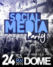 Social Media Party, 1020 Wien  2. (Wien), 24.05.2014, 22:00 Uhr