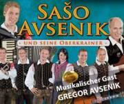 Saso Avsenik und seine Oberkrainer, 6020 Innsbruck (Trl.), 27.04.2015, 20:00 Uhr