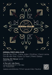 2000s Club: ReOpening @ The Loft!, 1160 Wien,Ottakring (Wien), 06.02.2016, 21:00 Uhr