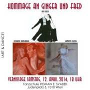 Hommage an Ginger und Fred, 1010 Wien  1. (Wien), 12.04.2014, 18:00 Uhr