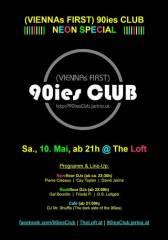 90ies Club: Neon Special!, 1160 Wien 16. (Wien), 10.05.2014, 21:00 Uhr