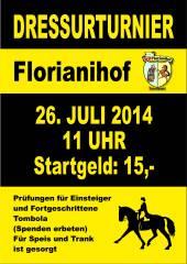 Reiterpass und Reitturnier, 3423 Zeiselmauer (NÖ), 26.07.2014, 11:00 Uhr