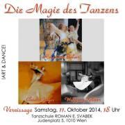 Die Magie des Tanzens, 1010 Wien  1. (Wien), 28.11.2014, 00:00 Uhr
