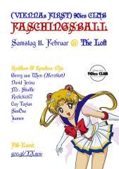 90ies Club: FASCHINGSBALL!, 1160 Wien,Ottakring (Wien), 11.02.2017, 21:00 Uhr