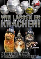 Urban Art Forms, Drama! & Stargate Group präsentieren Wir lassen es krachen!, 1160 Wien 16. (Wien), 31.12.2009, 22:00 Uhr