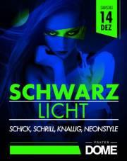 Schwarzlicht, 1020 Wien  2. (Wien), 14.12.2013, 22:00 Uhr