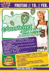 Obersteirer-Clubbing!, 8940 Liezen (Stmk.), 19.02.2010, 20:30 Uhr