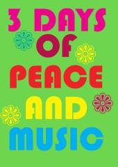 3 days of peace and music, 1100 Wien 10. (Wien), 21.09.2014, 18:00 Uhr