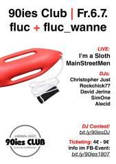 90ies Club: Summer Special!, 1020 Wien,Leopoldstadt (Wien), 06.07.2018, 22:00 Uhr