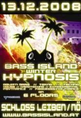 bass island winter hypnosis, 3652 Leiben (NÖ), 13.12.2008, 20:00 Uhr