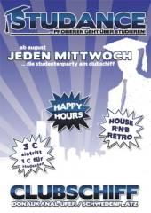 Studance @ Clubschiff, 1010 Wien  1. (Wien), 29.12.2010, 00:00 Uhr