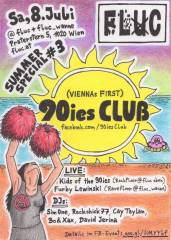 90ies Club: Summer Special #3!, 1020 Wien,Leopoldstadt (Wien), 08.07.2017, 22:00 Uhr