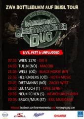 Das Original Meidlinger Branntweiner Duo, 4600 Wels (OÖ), 21.03.2014, 20:00 Uhr