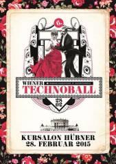 6. Wiener Technoball, 1010 Wien  1. (Wien), 28.02.2015, 21:00 Uhr