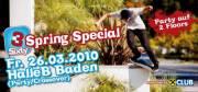 Bash Club, 2500 Baden (NÖ), 26.03.2010, 21:00 Uhr