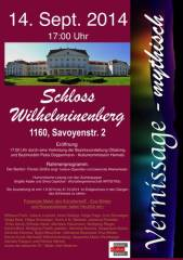 Vernissage - mythisch, 1160 Wien 16. (Wien), 14.09.2014, 17:00 Uhr