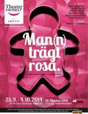 TheaterHerbst GRENZENLOS, 3910 Zwettl-Niederösterreich (NÖ), 04.10.2014, 20:00 Uhr
