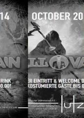 HELL O VAIN | Fr, 31.10, 1060 Wien  6. (Wien), 31.10.2014, 22:00 Uhr