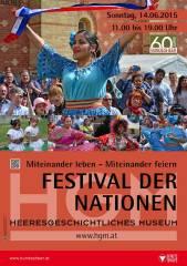 Festival der Nationen, 1030 Wien,Landstraße (Wien), 14.06.2015, 10:30 Uhr