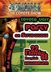 STRUDELTEICH WINTER-PARTY !!!, 2020 Hollabrunn (NÖ), 22.11.2008, 19:00 Uhr