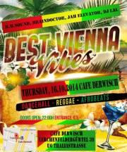Best Vienna Vibes, 1160 Wien 16. (Wien), 16.10.2014, 22:00 Uhr