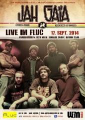 Jah Gaia, 1020 Wien  2. (Wien), 17.09.2014, 20:00 Uhr