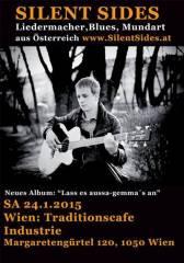 Silent Sides im Industrie!, 1050 Wien  5. (Wien), 24.01.2015, 20:00 Uhr