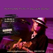 Hermann Posch Blues Band, 1210 Wien 21. (Wien), 09.05.2014, 20:30 Uhr
