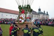 54. Nikolaus Ballonstart, 4400 Christkindl (OÖ), 30.11.2014, 11:00 Uhr